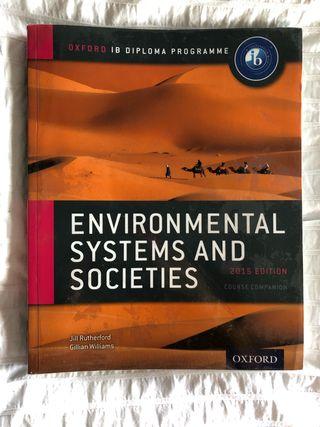 Libro Bachillerato Internacional IB Environmental