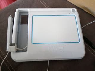 wi draw game tablet