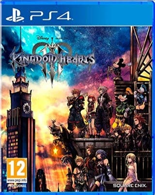 kindom hearts 3 ps4