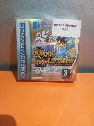 DUEL MASTERS.GAMEBOY ADVANCE