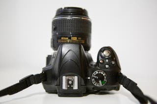 NIKON D3300 y/o Objetivo 35mm y/o Objetivo 11-16mm