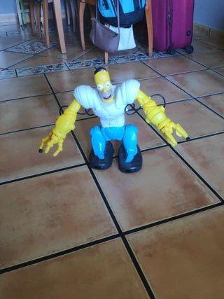 Los Simpsons Homer de 50cm.Teledirigido