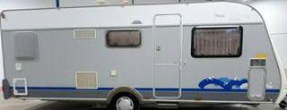 caravana sun roller 495 lux año 2003