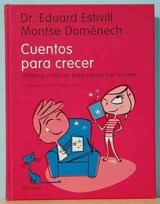 """Libro"""" CUENTOS PARA CRECER"""""""