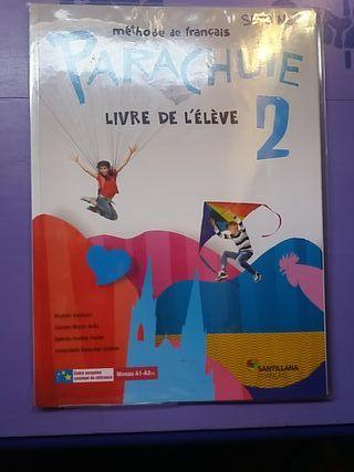 Libro de francés Parachute 2