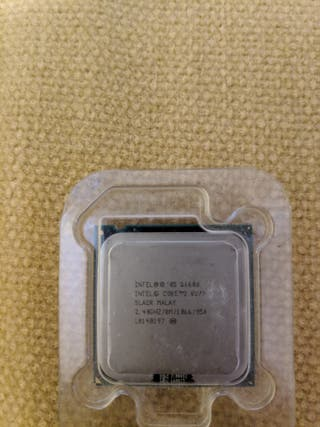 Intel Core2 Quad 4 Nucleos Q6600