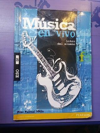 Libro de música ESO B