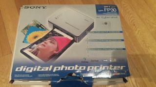Impresora fotográfica marca Sony FP30