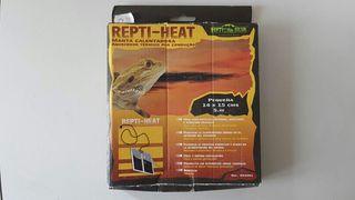 Manta calentadora para animales: reptiles, etc.