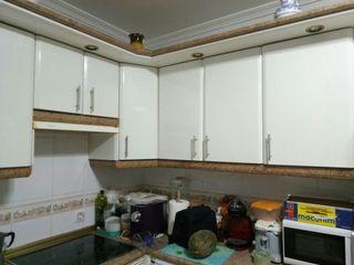 Vendo cocina con o sin electrodomésticos