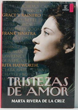 """Libro"""" TRISTEZAS DE AMOR"""""""
