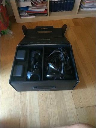 HTC Vive full, con caja + instalación y puesta a .