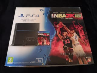 Playstation 4 Negro 1 TB