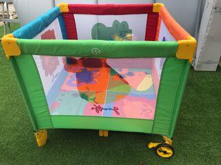 Parque infantil plegable
