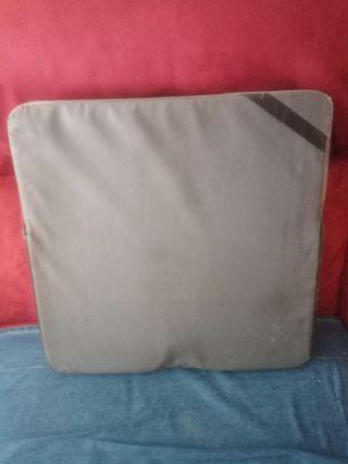 Cojín asiento antiescaras viscoelastico