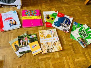 Libros de cuarto de primaria