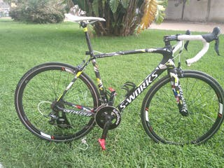 bicicleta de carretera tarmac s-works