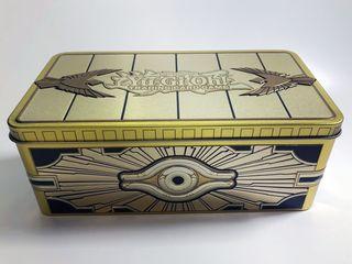 Yu-Gi-Oh! TCG: lata de sarcófago dorado 2019