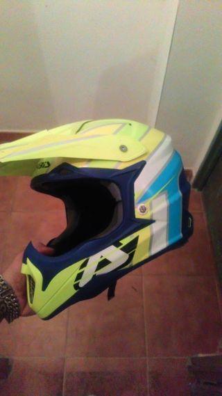 casco motocros