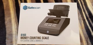Safescan 6165 money counter