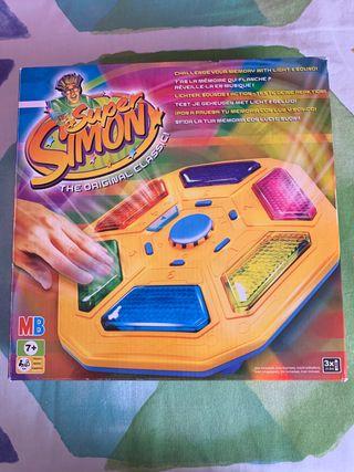 Super Simon (juego de mesa)