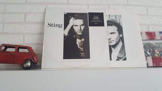 Doble disco de vinilo lp Sting