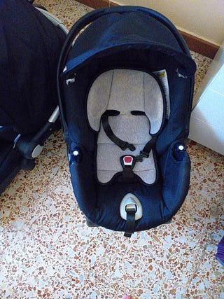 vendo carrito bebe 3 piezas marca prenatal