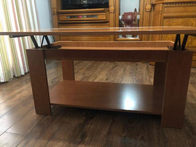 mesa pequeña de centro