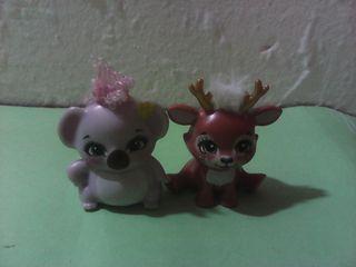 mascotas Enchantimals karina y Danesa