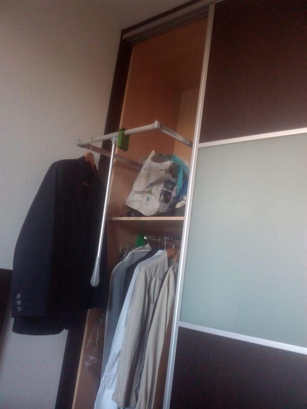 Armario modular dormitorio