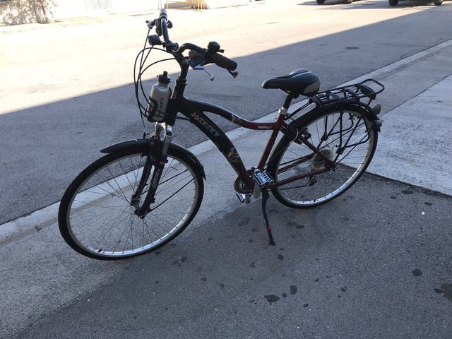 Bicicleta Vintage Monty