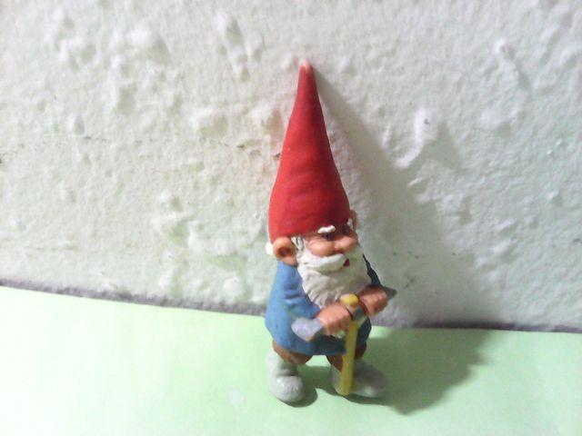 figura de David el gnomo de star toys