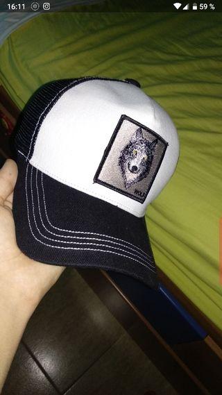 Gorra de hombre