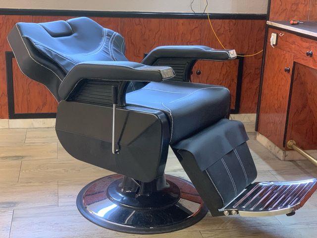 Sillon barbero americano