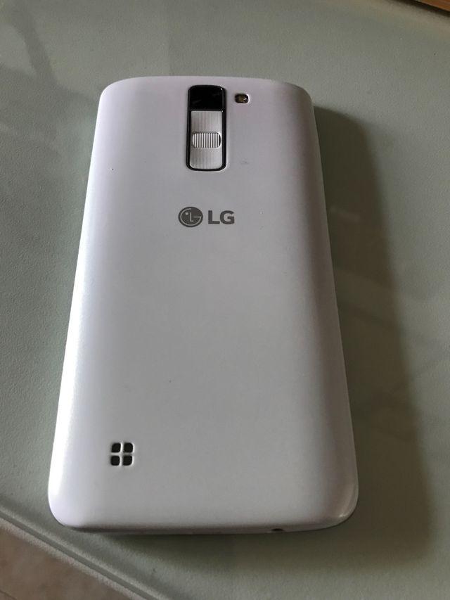 Teléfono LG K7