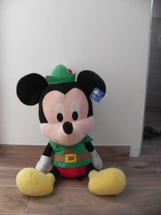 Peluche Mickey mouse REGALO MINNIE