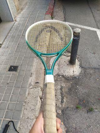 raqueta tenis head tennis 3€