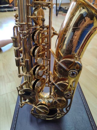 saxofón Yamaha yas62