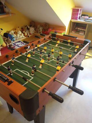 Set de juegos 9 en 1. Futbolín billar.€ negociable