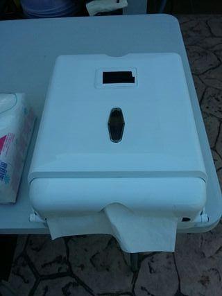 toallero para bar restaurante secamanos