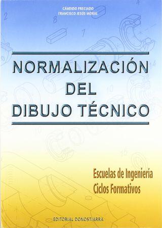 Libro Normalización del Dibujo Técnico