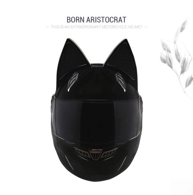 Nouveau casque Nitrinos pour femmes