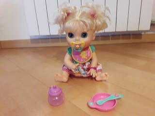 Muñeca Baby Alive Hasbro
