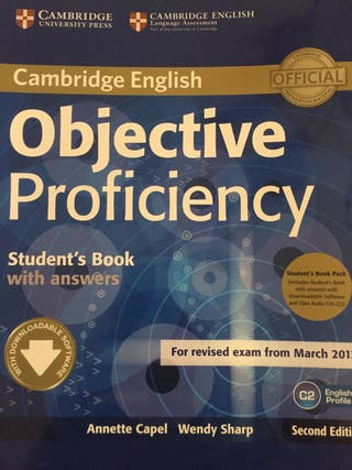 Libros de inglés (C2)