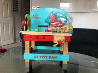 Le Toy Van Work bench