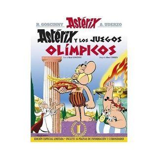 Astérix y Los juegos Olímpicos Edición Especial