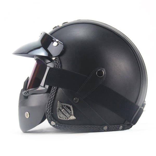 Nouveau casque pour moto