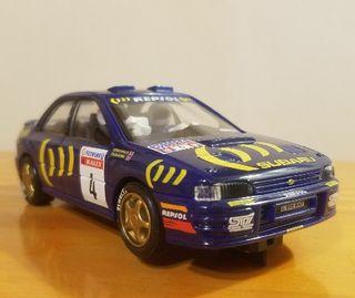 Subaru impreza Colín Mc Rae Altaya 1/32