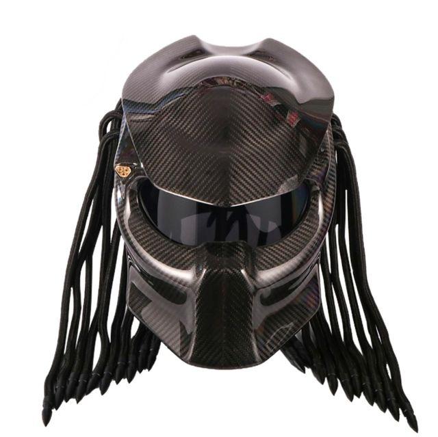 Nouveau casque en carbone Predator