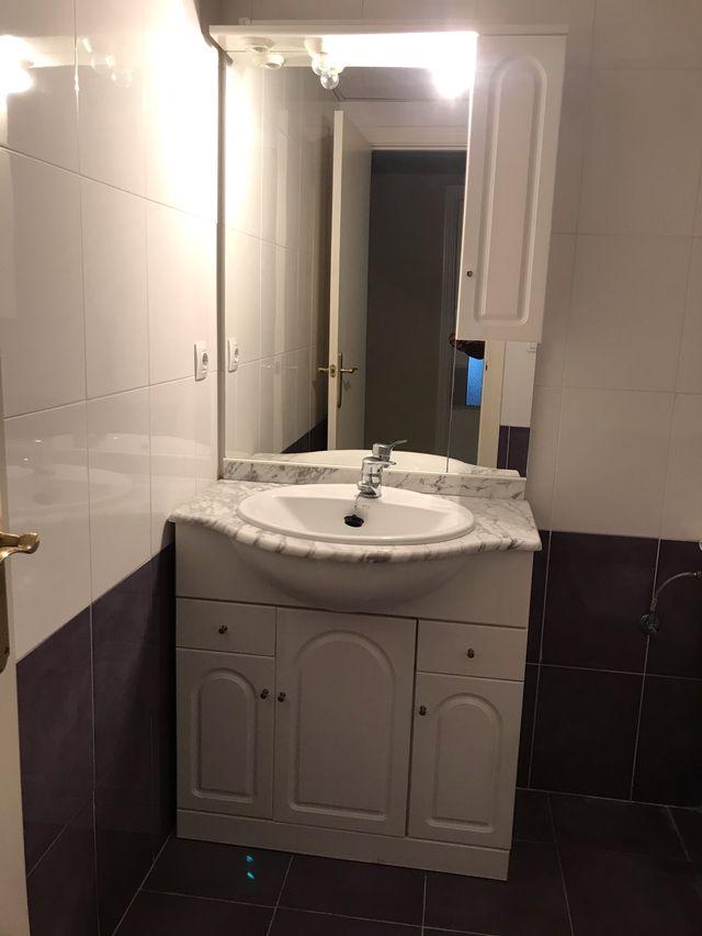 OFERTA: Mueble cuarto baño de segunda mano por 45 € en Jerez ...